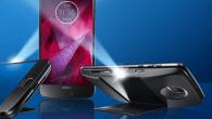 MINITEST: Træt af mobilskærme der knækker? Så skal du have Moto Z2 Force – en topmodel med Qualcomm's Snapdragon 835 processor og 6 GB RAM.