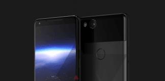 Lækket billede af det der ventes at være Google Pixel XL 2 (Kilde: Android Police)