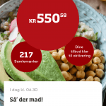 Coop Medlem app (Foto: MereMobil.dk)