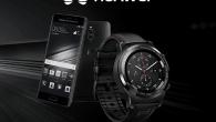 KORT NYT: Huawei har taget patent på et smartwatch med indbyggede hovedtelefoner.
