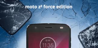 Moto Z2 Force (Foto: Motorola / Lenovo)