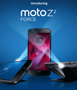 Moto Z2 Force test