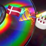 CD-plade