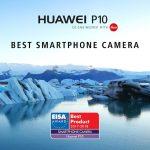 EISA har kåret Huawei P10 til at have det bedste smartphone kamera (Kilde: Huawei)