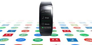 Samsung Gear Fit 2 Pro lækket før tid (Kilde: Evan Blass)