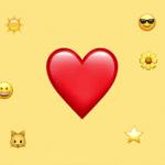 Emojis benyttes i højere grad i forbindelse med overførsler på MobilePay (Kilde: MobilePay)