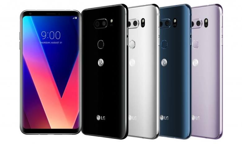 LG V30 (Foto: LG)