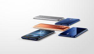 Nokia 8 pris