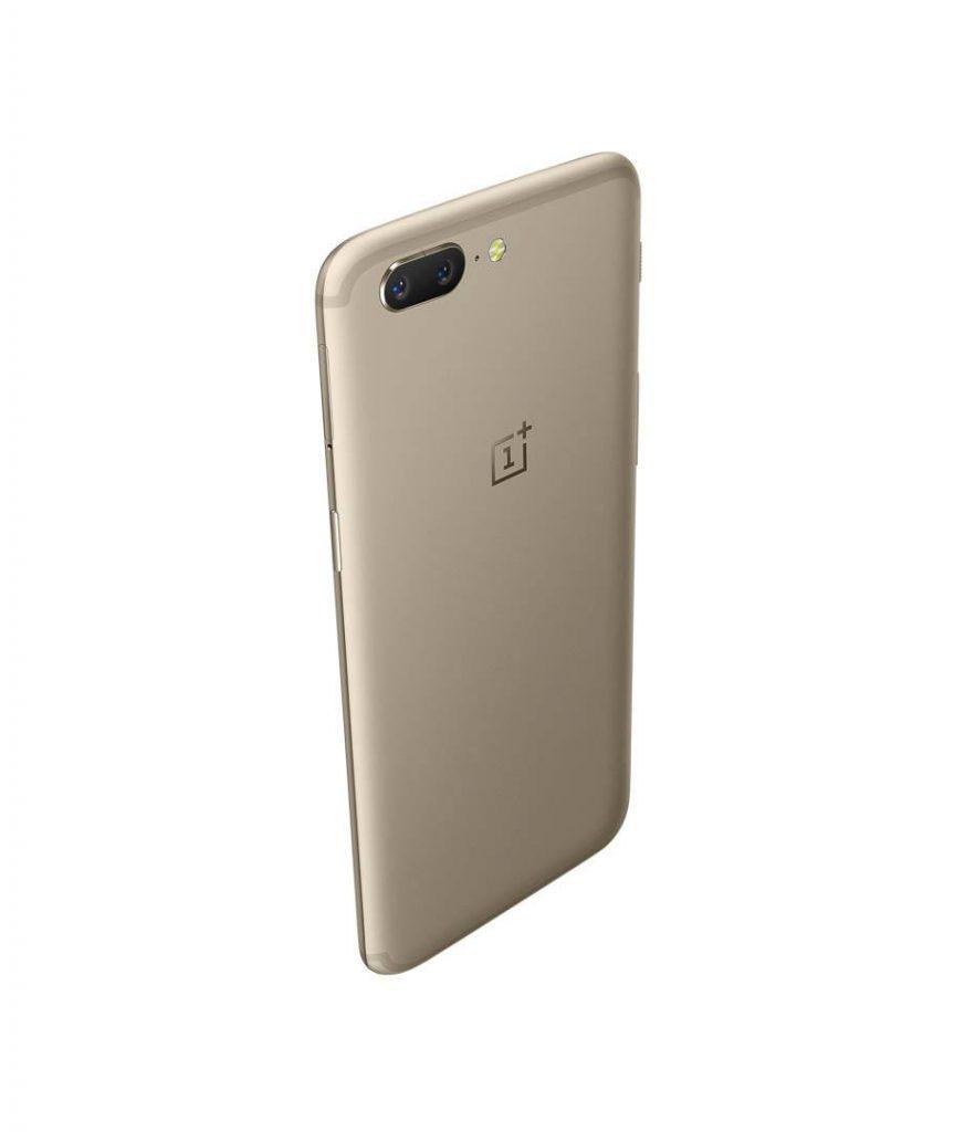 OnePlus 5, Soft Gold (Foto: OnePlus)