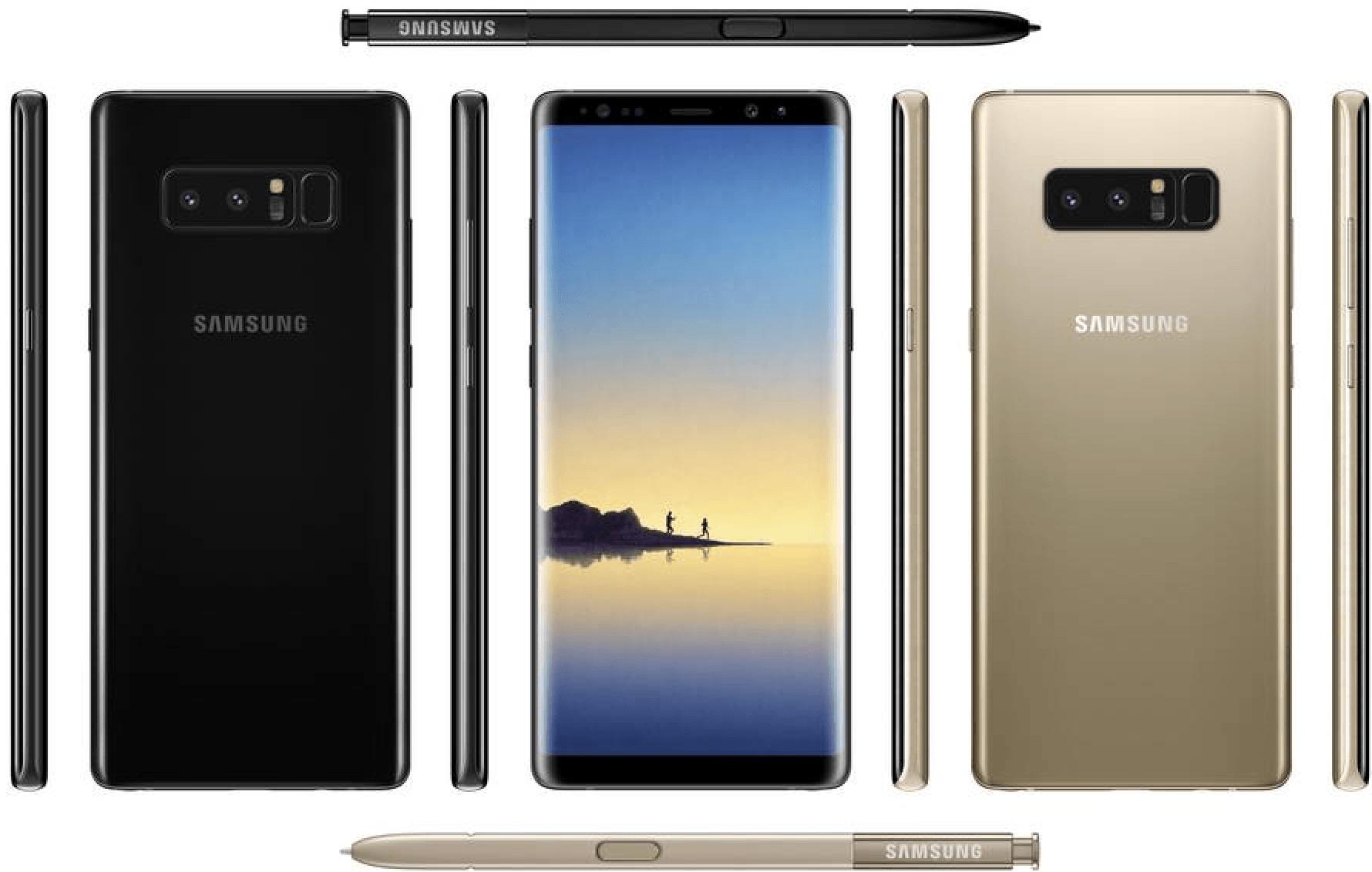 b8d130f7 Samsung Galaxy Note 8 test – Note er stadig total unik
