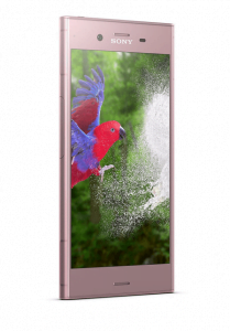 Billede af lækket Sony Xperia XZ1 (Kilde: Android Authority)