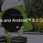 Sony klar til at opdaterer enheder til Android 8.0 Oreo (Kilde: Sony)