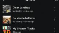 TIP: Har du et hav af playlister på din Spotify-konto, så kan det være svært holde overblikket. Læs med her og bliv klogere på, hvordan du nemmere finder den helt rigtige playliste.