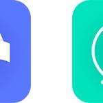 """MobilePay """"flytter hjemmefra"""" og bliver et selvstændigt firma - derfor nyt logo til både MobilePay og WeShare (Foto: MobilePay)"""