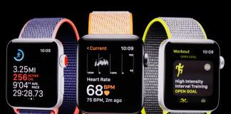 Apple Watch Series 3 (Foto: Apple)