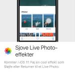 Apple giver tip om iOS 11 (Kilde: MereMobil.dk)