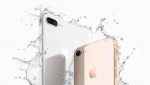 iPhone og iPhone 8 Plus