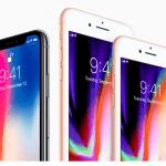 iPhone 8 iPhone 8 Plus iPhone X