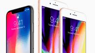 Hvor stor er forskellene på iPhone X, iPhone 8 og iPhone 8 Plus? Her får du overblikket.
