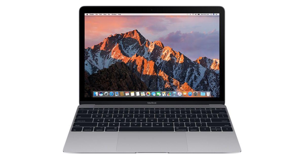 """ca0f779aa6d MacBook 12"""" kan være et supplement til den som har en større MacBook hjemme  eller måske en stationær computer til de større opgaver. (Foto: Apple)"""