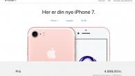 Apple har offentliggjort nye iPhone-modeller, og reduceret priserne på iPhone 7 og iPhone 6S. Se de nye priser her.