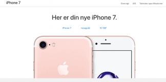 iPhone 7 (Foto: Apple)