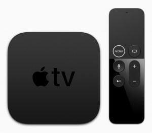 Apple TV 4K test
