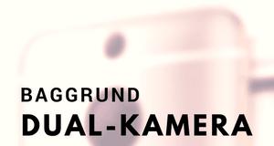 Dualkamera baggrund