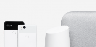 Google 2017 hardware