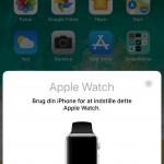 Screenshot fra iPhone 8 Plus (Foto: MereMobil.dk)