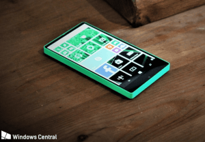 Lumia 435 prototype
