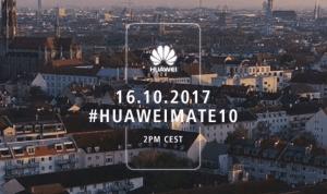 Mate 10 event