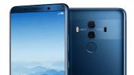 Android 9 Pie kommer til Huawei Mate 10 Pro. Senere følger andre modeller. Huawei Danmark oplyser, at opdateringen ikke er klar endnu.