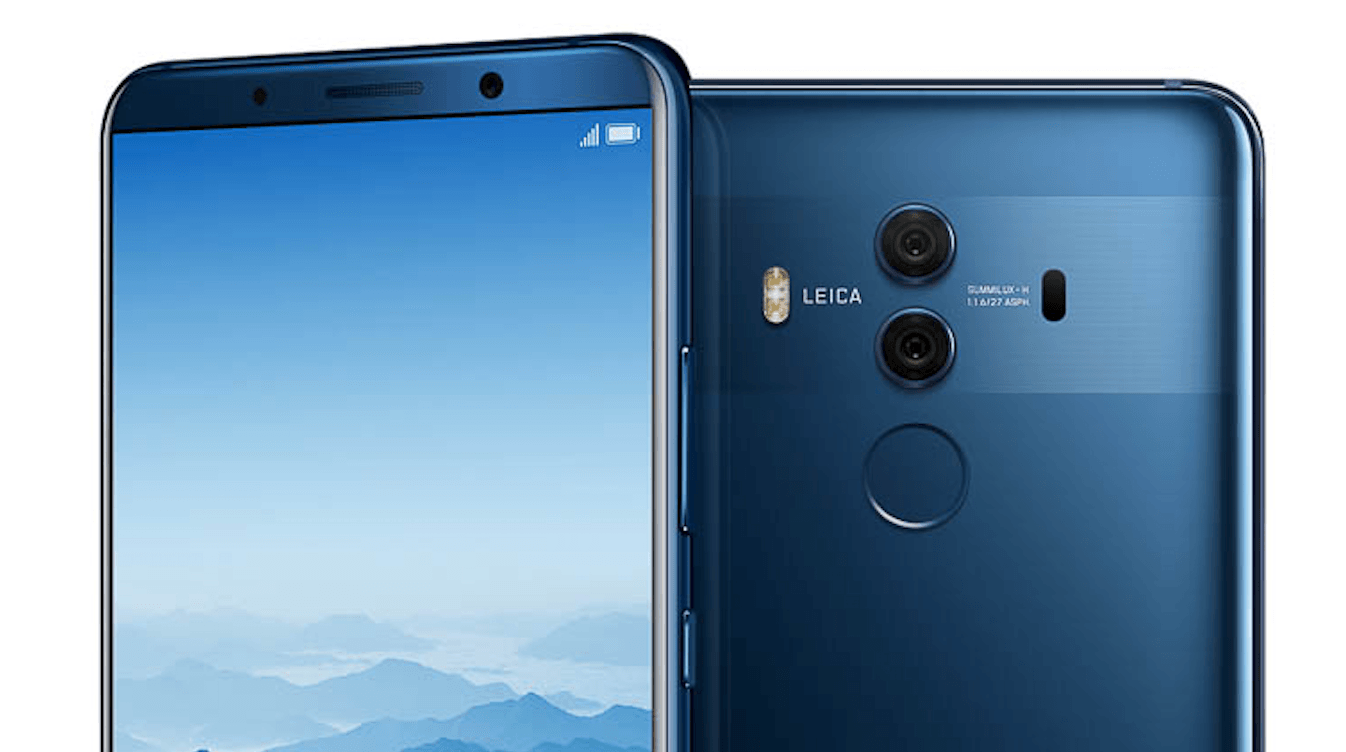 huawei mate 10 pro test endnu engang viser huawei t nder. Black Bedroom Furniture Sets. Home Design Ideas