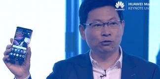 Mate 10 Pro Richard Yu