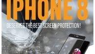 Har du købt en af de nye iPhone-modeller, iPhone 8 eller iPhone 8 Plus, så kan du nu også købe PanzerGlass' beskyttelsesglas.