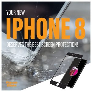 PanzerGlass klar til iPhone 8 og iPhone 8 Plus (Foto: PanzerGlass)