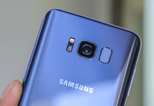 Galaxy S8 kamera