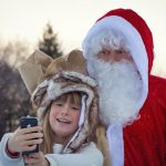 Julemanden iPhone