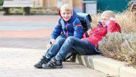 Gennemsnitsalderen er steget.Først i 3. klasse får danske børn deres egen mobiltelefon, lyder det i en ny undersøgelse.