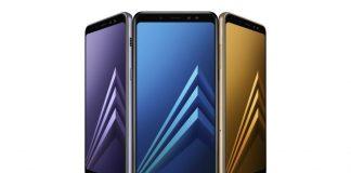 Samsung Galaxy A8 Plus (2018) Foto: Samsung