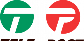 TELE POST logo