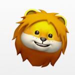 Animoji lion ios 11-3