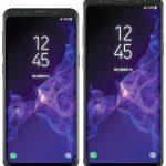 Samsung Galaxy S9 og Galaxy S9+ (Kilde: Evan Blass / EvLeaks)