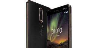 Nokia 6, 2018