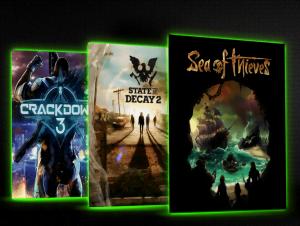 Nye Xbox Spil