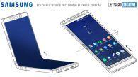 RYGTE: Nyt patent detaljerer, hvordan Samsungs kommende foldbare telefon folder.