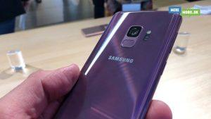 Samsung Galaxy S9 (Foto: MereMobil.dk)