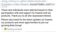 Huawei er blevet afsløret i at opfordre amerikanere til at lave falske anmeldelser af Mate 10 Pro, der snart kan købes i USA.