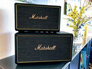Marshall Acton og Stanmore Multiroo